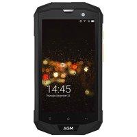 AGM A8 5 inch Android 7.0 Quad Core 4050mAh 3GB/32GB Zwart