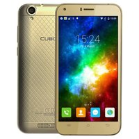 Cubot Manito 5 inch Android 6.0 Quad Core 2350mAh 3GB/16GB Goud