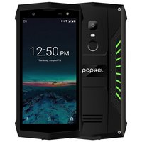 Poptel P8 5 inch Android 8.1 Quad Core 3750mAh 2GB/16GB Groen