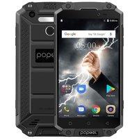 Poptel P9000 Max 5,5 inch Android 7.0 Octa Core 9000mAh 4GB/64GB Zwart