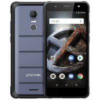 Poptel P10 5,5 inch Android 8.1 Octa Core 3600mAh 4GB/64GB Grijs