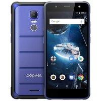 Poptel P10 5,5 inch Android 8.1 Octa Core 3600mAh 4GB/64GB Blauw