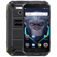 Poptel P9000 Max 5,5 inch Android 7.0 Octa Core 9000mAh 4GB/64GB Groen