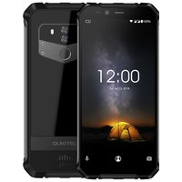 Oukitel WP1 5,5 inch Android 8.1 Octa Core 5000mAh 4GB/64GB Zwart