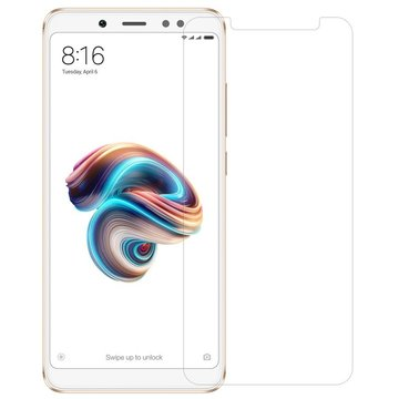 Xiaomi Redmi Note 5 Tempered Glass screenprotector