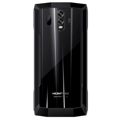 Refurbished Homtom HT70 6 inch Android 7.0 Octa Core 10000mAh 4GB/64GB Zwart