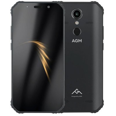 AGM A9 5,99 inch Android 8.1 Octa Core 5400mAh 4GB/64GB Zwart