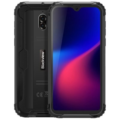 Blackview BV5900 5,7 inch Android 9.0 Quad Core 5580mAh 3GB/32GB Zwart