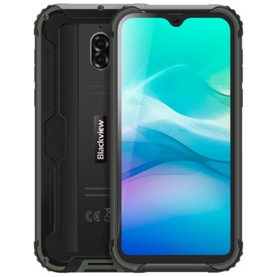 Blackview BV5900 5,7 inch Android 9.0 Quad Core 5580mAh 3GB/32GB Groen
