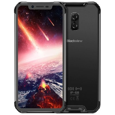Blackview BV9600 Pro 6,21 inch Android 8.1 Octa Core 5580mAh 6GB/128GB Zwart