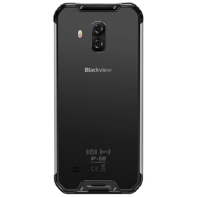 Blackview BV9600 6,21 inch Android 9.0 Octa Core 5580mAh 4GB/64GB Zilver