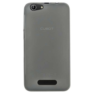 Cubot Dinosaur / Note S silicone case Transparant