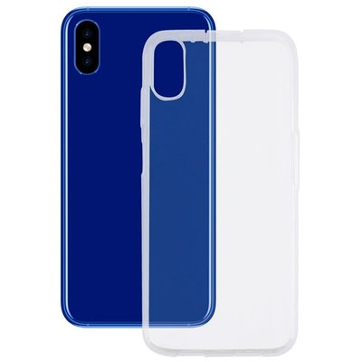 Doogee X55 silicone case Transparant