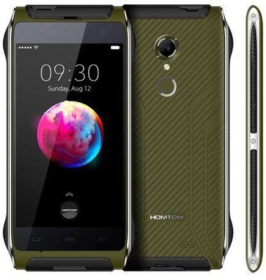 Refurbished Homtom HT20 Pro 3GB/32GB Green