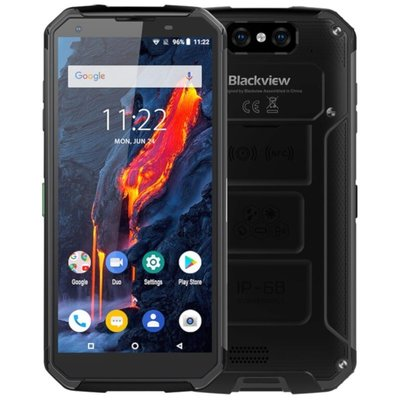 Blackview BV9500 Plus 4GB/64GB Black