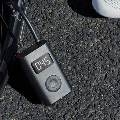 Xiaomi Mi Portable Electric Air Pump Black