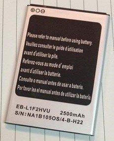Bluebo 7100 batterij
