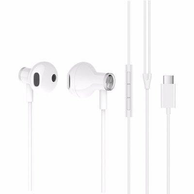 Xiaomi Mi Dual Drivers Earphones Type C White
