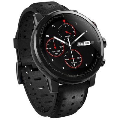 Xiaomi Amazfit Stratos Plus Black