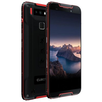 Cubot Quest 4GB/64GB Red