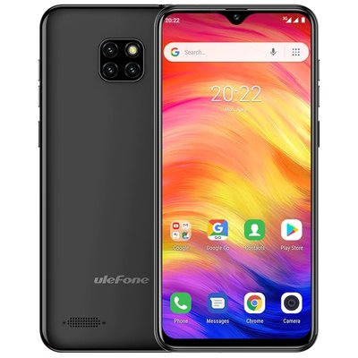 Ulefone Note 7 1GB/16GB Black