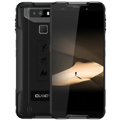 Cubot Quest 4GB/64GB Black