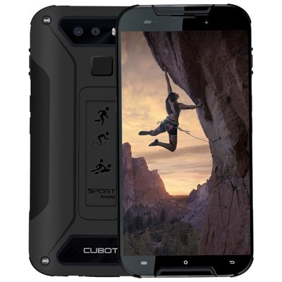 Cubot Quest Lite 3GB/32GB Black