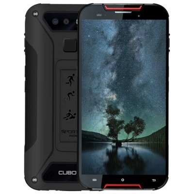 Cubot Quest Lite 3GB/32GB Red
