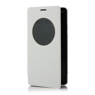 Elephone P3000 / P3000S flip cover Wit