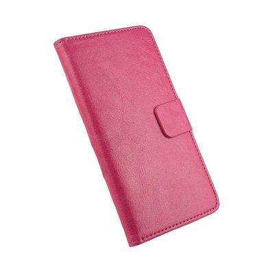 Elephone P4000 flip cover Roze