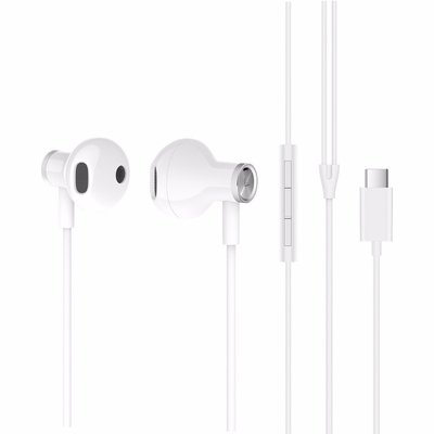 Xiaomi Mi Dual Drivers Earphones Type C White