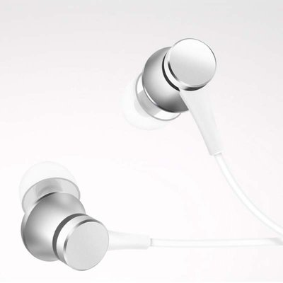 Xiaomi Mi In-Ear Headphones Basic Silver