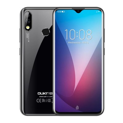 Oukitel Y4800 6GB/128GB Jet Black