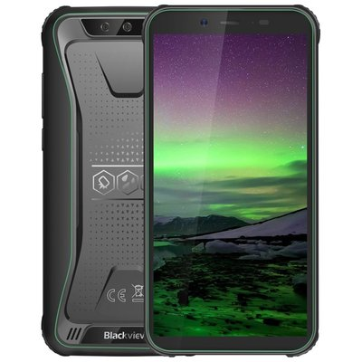 Blackview BV5500 2GB/16GB Green