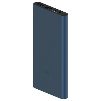 Xiaomi Mi Power Bank 3 Black