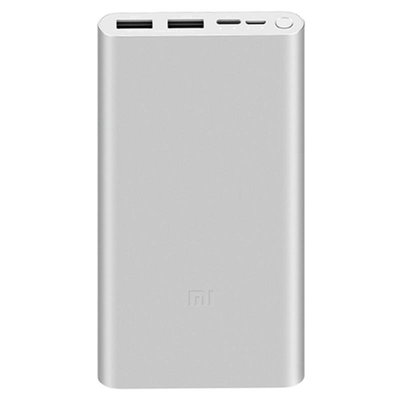 Xiaomi Mi Power Bank 3 Silver