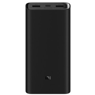Xiaomi Mi Power Bank 3 Pro Black
