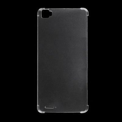 Cubot X16 / X17 silicone case Transparant