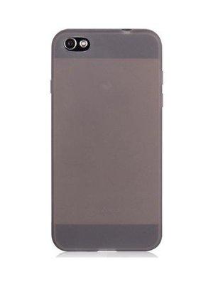Jiayu G5 / G5C / G5S silicone case Zwart