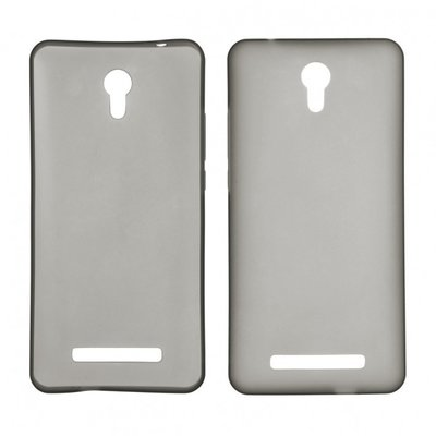 Jiayu S3 / S3 Plus silicone case Zwart