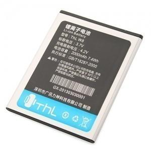 THL W8 / W8S batterij