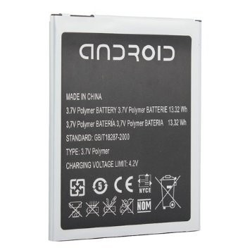 Cubot A6589 batterij