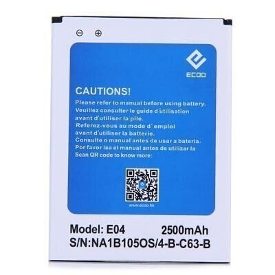 Ecoo E04 / E04 Plus batterij
