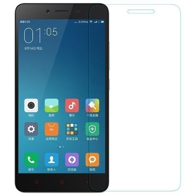 Xiaomi Redmi Note 2 / Redmi Note 2 Prime Tempered Glass screenprotector