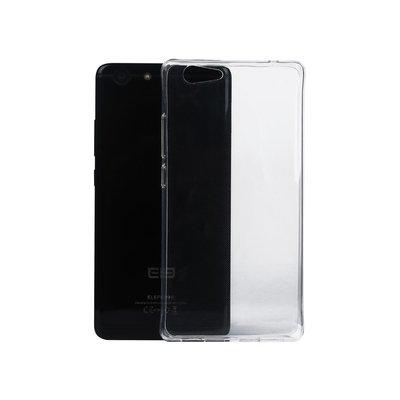 Elephone C1X silicone case Transparant