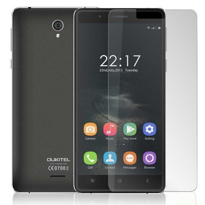 Oukitel K4000 Tempered Glass screenprotector