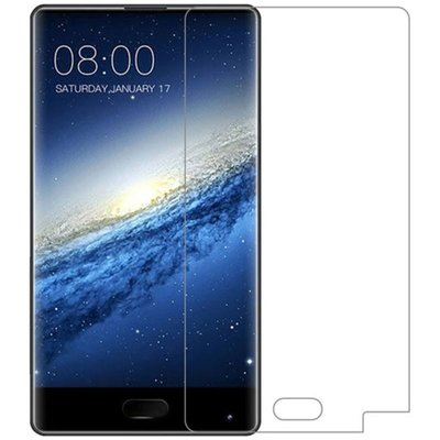 Doogee Mix Tempered Glass screenprotector