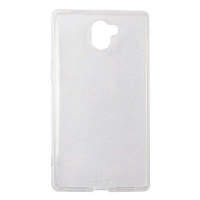 Leagoo KIICAA Mix silicone case Transparant