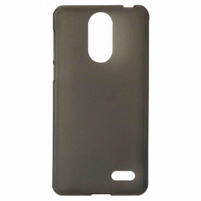 Leagoo M5 silicone case Zwart