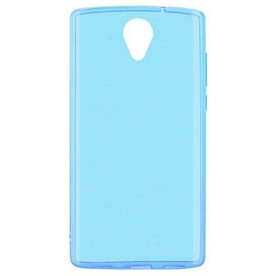 Homtom HT7 silicone case Blauw